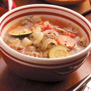 Country Italian Soup Recipe