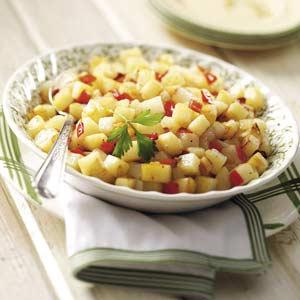 O'Larry's Skillet Potatoes Recipe