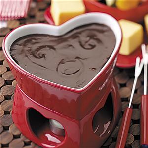 Chocolaty Mocha Fondue Recipe