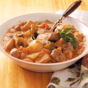 Hungarian Stew Recipe