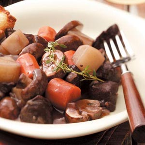 Beef Stew for Two Recipe