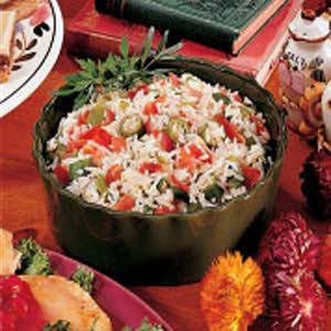 Okra Pilaf Recipe