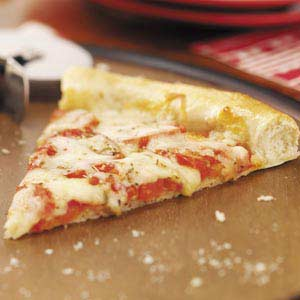 Tomato Cheese Pizza Recipe