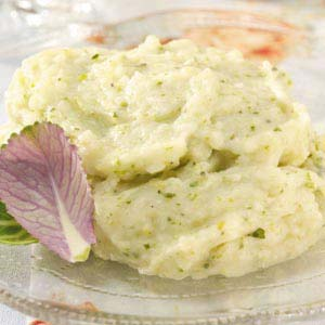Mashed Potatoes 'n' Brussels Sprouts Recipe