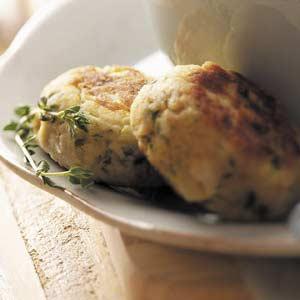 Zucchini Crab Cakes Recipe