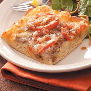 Family-Pleasing Pizza Recipe