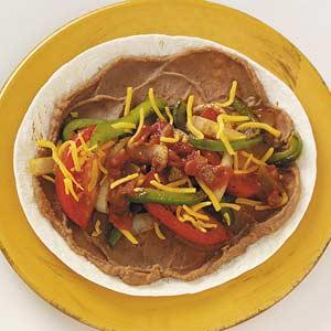 Roasted Veggie Tacos Recipe