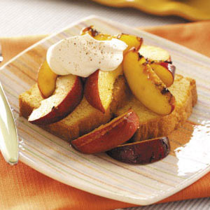 Grilled Summer Fruit Kabobs Recipe