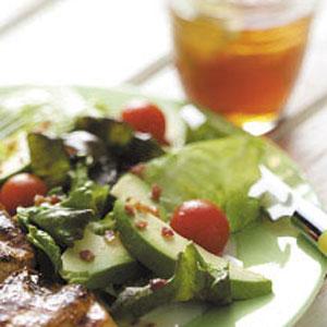 Quick Avocado Tomato Salad Recipe