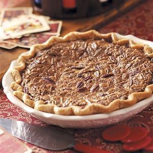 Yummy Texas Pecan Pie Recipe