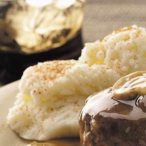 Mashed Garlic Potatoes Recipe