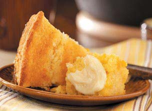 Cheddar Skillet Corn Bread Recipe