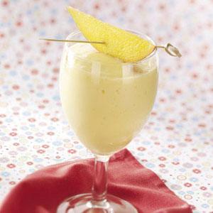 Mango-Green Tea Smoothies Recipe