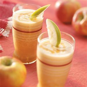 Caramel Apple Slushies Recipe