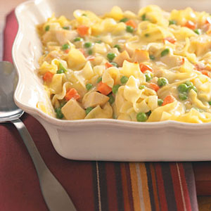 Favorite Creamy Chicken Casserole Recipe
