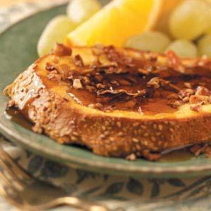 Pecan Orange French Toast Recipe