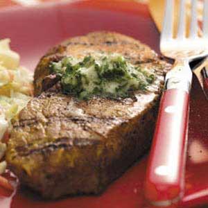 Grilled Sirloin Steaks Recipe
