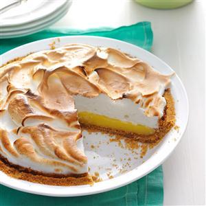 Buttermilk Lemon Meringue Pie Recipe