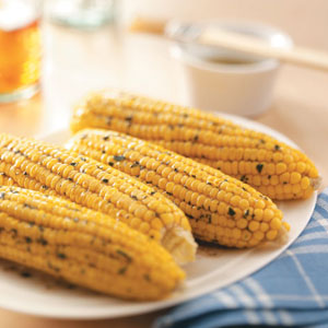 Tarragon Corn on the Cob Recipe