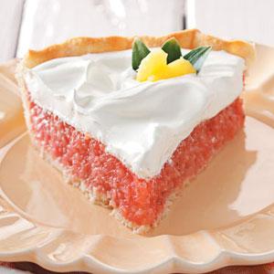 Strawberry Pineapple Pie Recipe