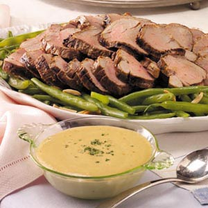 Grilled Marinated Pork Tenderloin Recipe