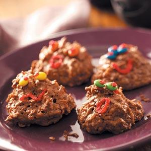 Chocolate Macaroon Critters Recipe