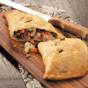 Home-Style Hearty Meat Pie Recipe