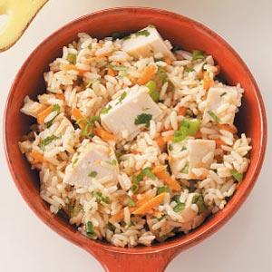 Brown Rice Chicken Salad Recipe