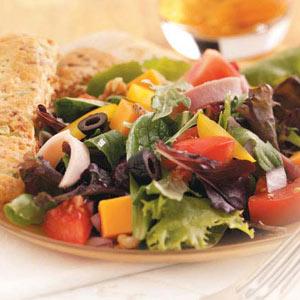 Fresh Chef's Salad Recipe