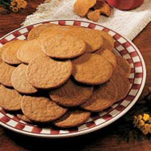 After-School Gingersnaps Recipe