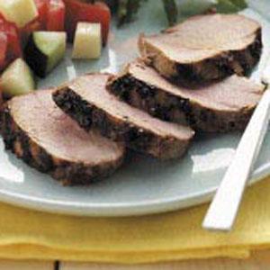 Easy Grilled Pork Tenderloin Recipe