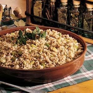 Hearty Rice Casserole Recipe
