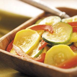 Summertime Squash Recipe