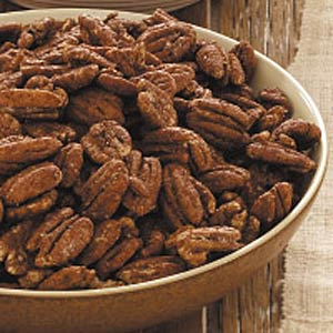 Spiced Pecans Recipes Test Kitchen Free