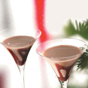 Caramel Vanilla Martinis Recipe