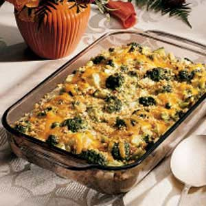 Creamy Broccoli Casserole Recipe