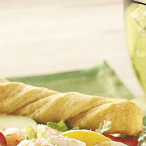 Sweet & Savory Breadsticks Recipe