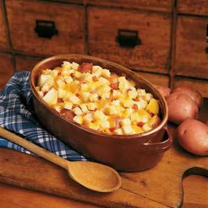 Potluck Potatoes Recipe