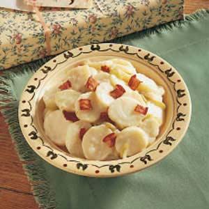 Tangy German Potato Salad Recipe