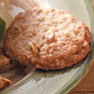 Oatmeal Walnut Cookies Recipe