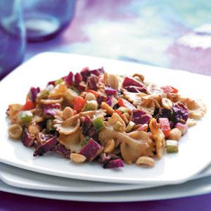 Thai Pasta Side Salad Recipe