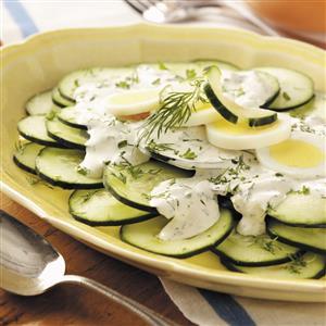 Quick Cucumber Salad Recipe