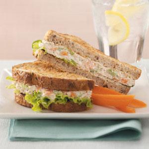 Simon's Famous Tuna Salad Recipe