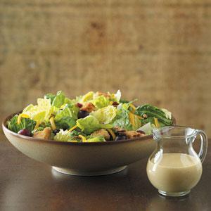 Makeover Chicken Romaine Salad Recipe