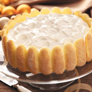 White Chocolate Dream Torte Recipe