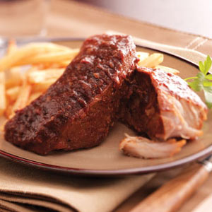 Barbecue Country Ribs Recipe