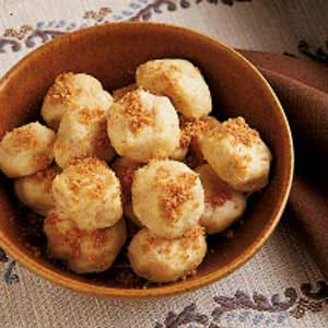 Stuffed Potato Dumplings Recipe