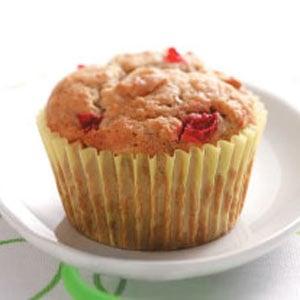 Cherry Banana Cupcakes Recipe
