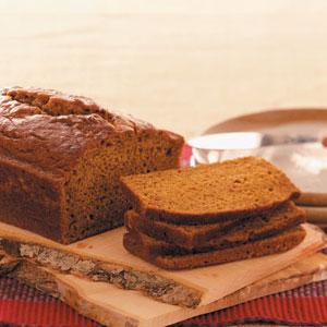 Makeover Pumpkin Spice Bread