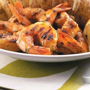Grilled Shrimp Skewers Recipe